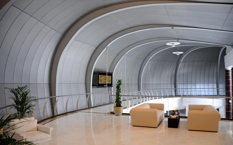 沙特利雅得室内设计工程