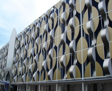 China fireproof aluminium composite panel/ outdoor wall cladding